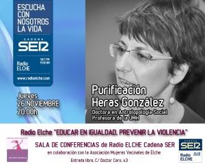 CONFERENCIAS_Purificacion Heras_Redes Sociales
